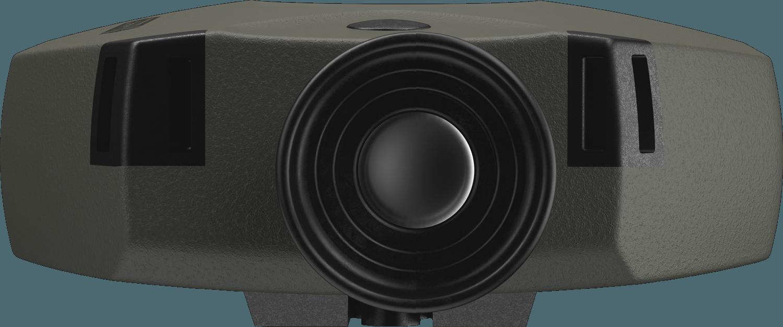 TERRAPIN X – rear rendering