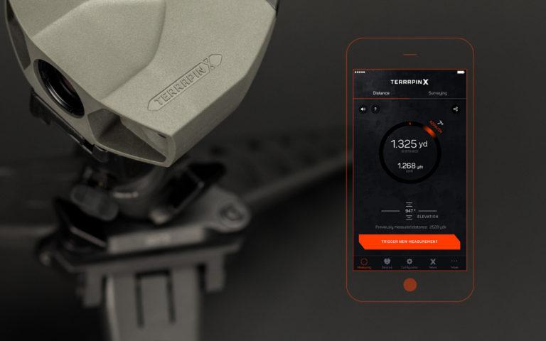 TERRAPIN X Remote Measuring