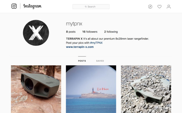 TERRAPIN X on Instagram